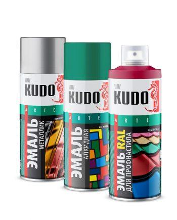 Все цвета эмалей ARTE KUDO