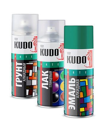 Правильные сочетания материалов KUDO