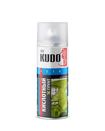 Кислотный 1К грунт протравливающий KUDO KU-2503