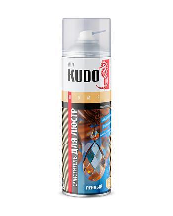 Очиститель для люстр пенный KUDO KU-H408