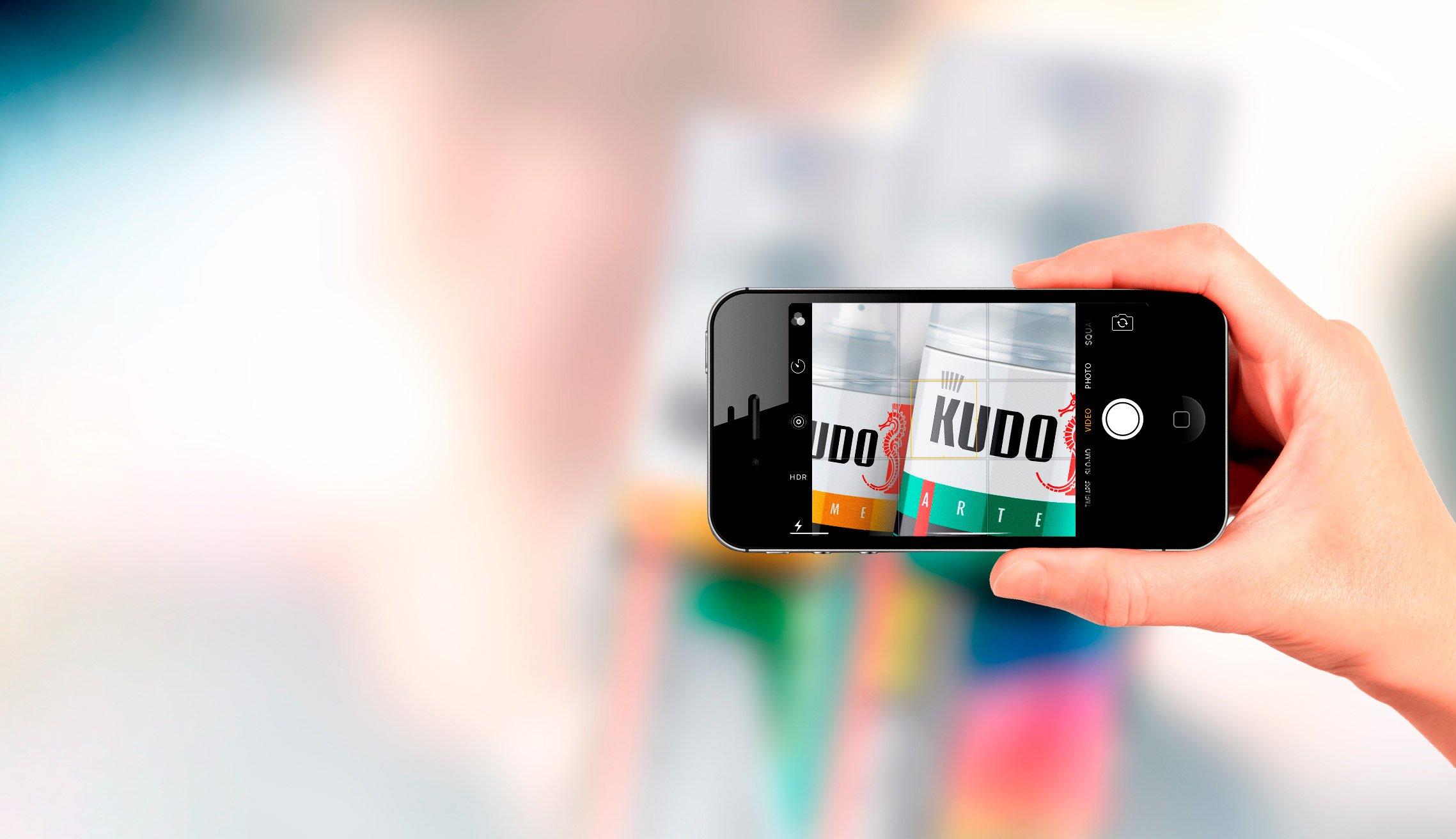 Снимай ролики о продуктах KUDO и получай подарки!